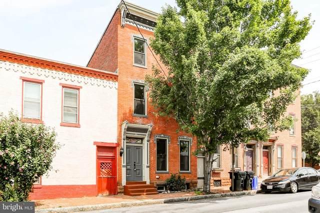 212 Cumberland Street, HARRISBURG, PA 17102 (#PADA2001552) :: The Jim Powers Team