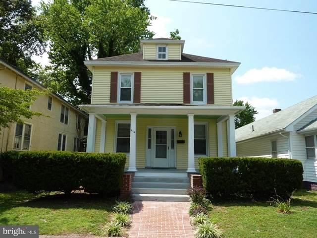 414 Pennsylvania Avenue, SALISBURY, MD 21801 (#MDWC2000698) :: Integrity Home Team