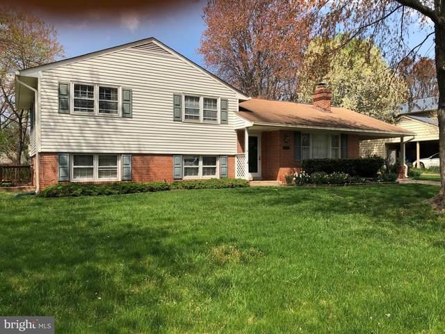14812 Wood Home Road, CENTREVILLE, VA 20120 (#VAFX2010198) :: Realty Executives Premier