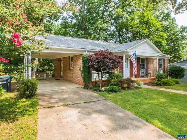 1533 Trailridge Rd, CHARLOTTESVILLE, VA 22903 (#620294) :: LoCoMusings