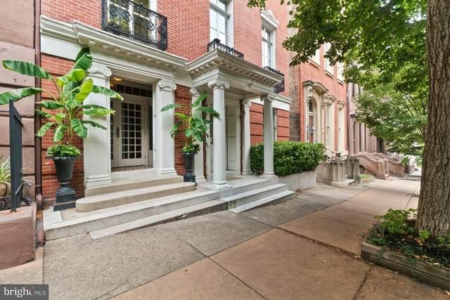 12 E Mount Vernon Place #3, BALTIMORE, MD 21201 (#MDBA2005482) :: AJ Team Realty
