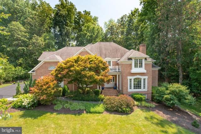 9605 Tackroom Lane, GREAT FALLS, VA 22066 (#VAFX2010214) :: Great Falls Great Homes