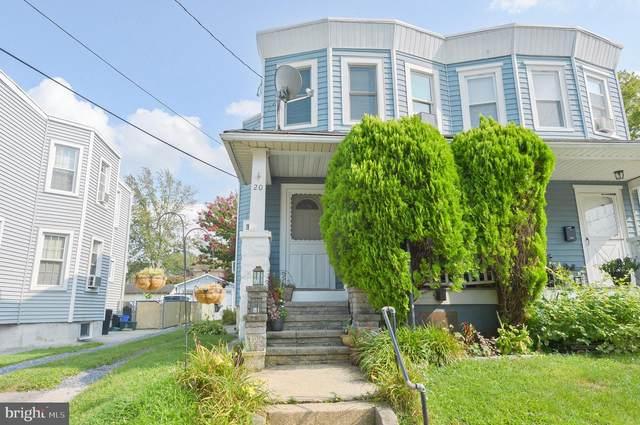 20 E Lakeview Avenue, OAKLYN, NJ 08107 (MLS #NJCD2003226) :: Kiliszek Real Estate Experts