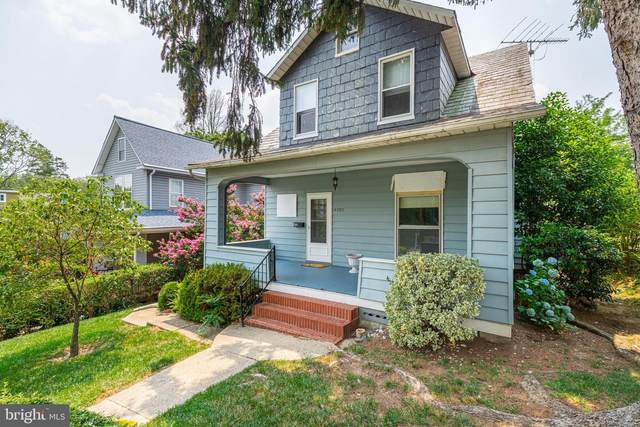 4209 Parkwood Avenue, BALTIMORE, MD 21206 (#MDBA2005510) :: The Lutkins Group