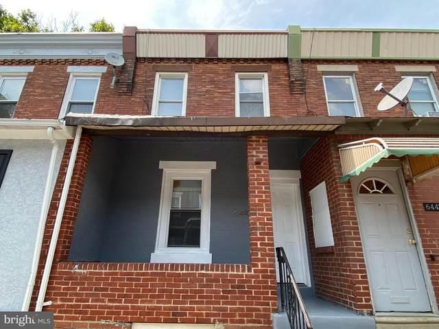 6443 Glenmore Avenue, PHILADELPHIA, PA 19142 (#PAPH2013436) :: Lee Tessier Team