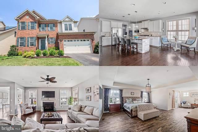 10890 Patina Row Way, MONROVIA, MD 21770 (#MDFR2002802) :: Jennifer Mack Properties