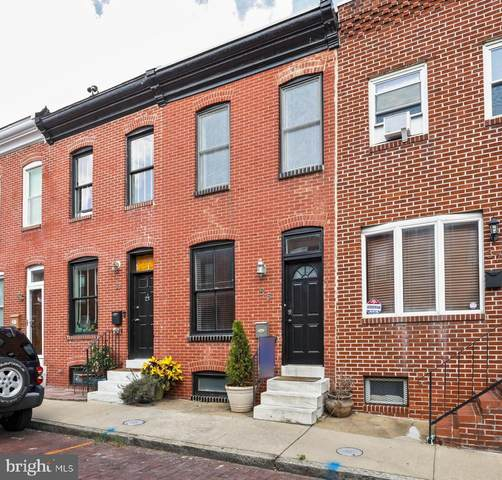 35 S Curley Street, BALTIMORE, MD 21224 (#MDBA2005512) :: Great Falls Great Homes