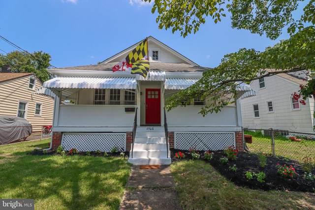 4908 Tuckerman Street, RIVERDALE, MD 20737 (#MDPG2005152) :: Murray & Co. Real Estate