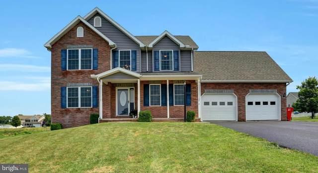 6 Osprey Way, SHIPPENSBURG, PA 17257 (#PACB2001562) :: TeamPete Realty Services, Inc