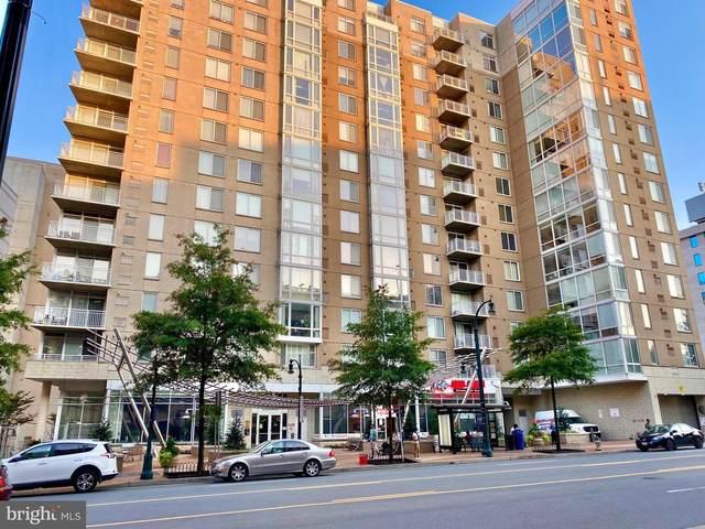930 Wayne Avenue #610, SILVER SPRING, MD 20910 (#MDMC2007404) :: City Smart Living