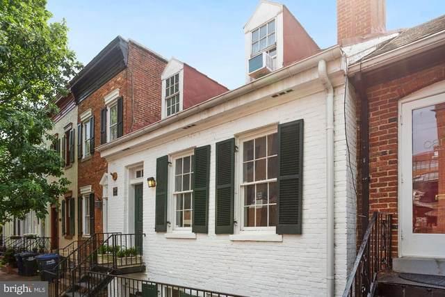1068 30TH Street NW, WASHINGTON, DC 20007 (#DCDC2005970) :: Blackwell Real Estate