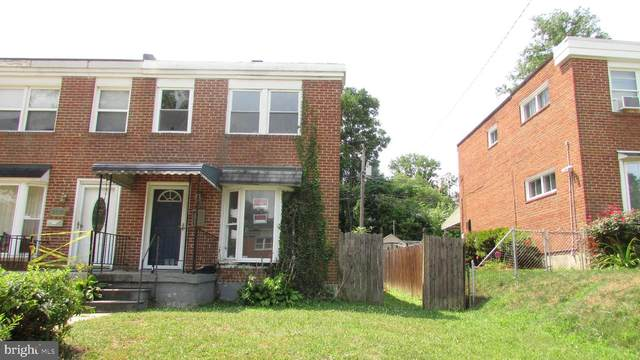 2719 Woodland Avenue, BALTIMORE, MD 21215 (#MDBA2005526) :: The Redux Group
