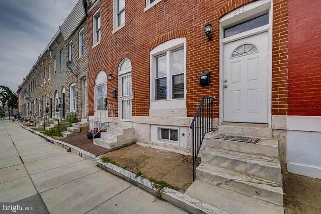 819 N Patterson Park Avenue, BALTIMORE, MD 21205 (#MDBA2005532) :: Cortesi Homes