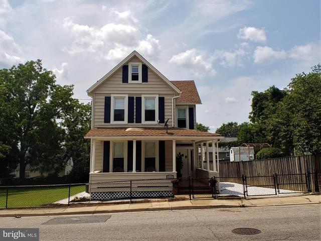 4111 Southern Avenue, BALTIMORE, MD 21206 (#MDBA2005538) :: Crossman & Co. Real Estate