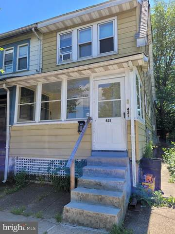 431 S Logan Avenue, TRENTON, NJ 08629 (#NJME2002430) :: Rowack Real Estate Team