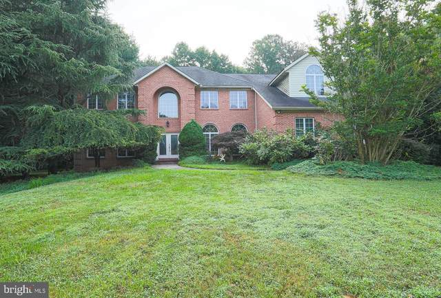 11100 Hidden Trail Drive, OWINGS MILLS, MD 21117 (#MDBC2004954) :: The MD Home Team