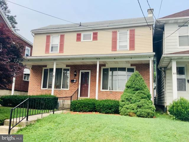 87 Front Street, CRESSONA, PA 17929 (#PASK2000642) :: Linda Dale Real Estate Experts