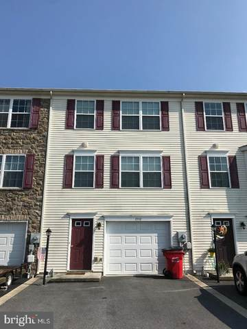 3550 Cedarbrook Court #54, FAYETTEVILLE, PA 17222 (#PAFL2001008) :: The Heather Neidlinger Team With Berkshire Hathaway HomeServices Homesale Realty