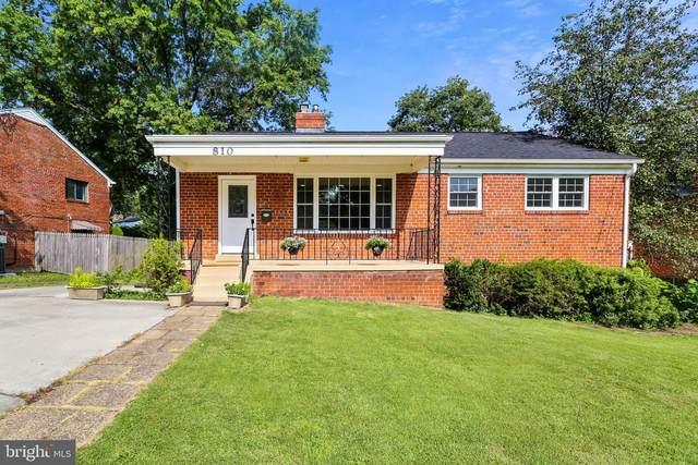 810 Hayward Avenue, TAKOMA PARK, MD 20912 (#MDMC2007430) :: Corner House Realty