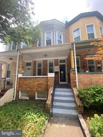 2939 Erdman Avenue, BALTIMORE, MD 21213 (#MDBA2005550) :: The Putnam Group