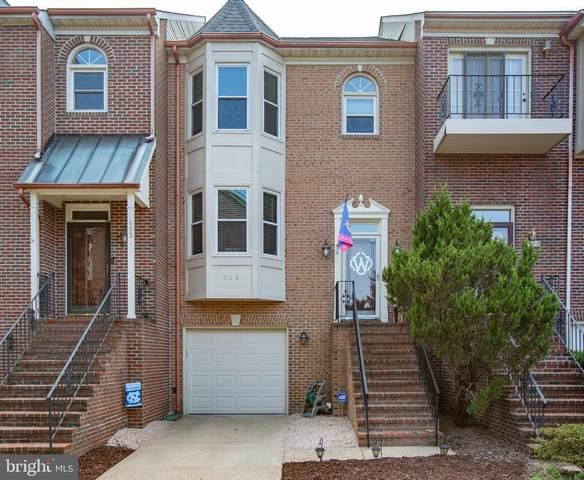 605 Shaw Court, FREDERICKSBURG, VA 22405 (#VAST2001670) :: Jacobs & Co. Real Estate