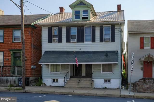 109-111 N Market Street, ELIZABETHTOWN, PA 17022 (#PALA2002440) :: The Craig Hartranft Team, Berkshire Hathaway Homesale Realty