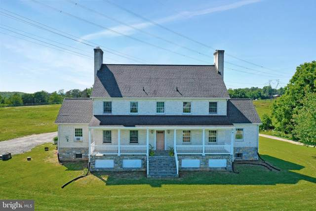 5201 Reliance, MIDDLETOWN, VA 22645 (#VAWR2000394) :: Pearson Smith Realty