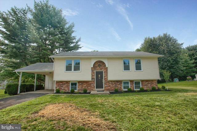 214 Cockleys Drive, MECHANICSBURG, PA 17055 (#PACB2001574) :: Better Homes Realty Signature Properties