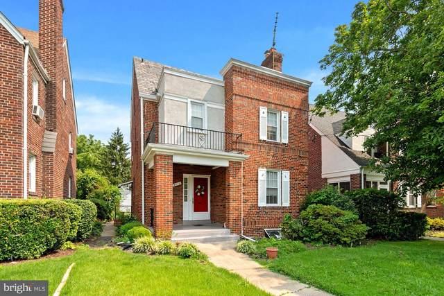 2010 Taylor Street NE, WASHINGTON, DC 20018 (#DCDC2005986) :: Crossman & Co. Real Estate