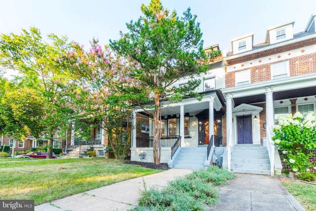 4219 16TH Street NW, WASHINGTON, DC 20011 (#DCDC2005988) :: The Paul Hayes Group   eXp Realty