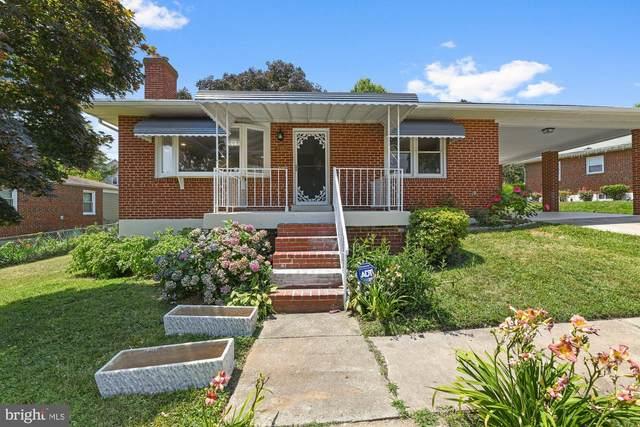 5702 Benton Heights Avenue, BALTIMORE, MD 21206 (#MDBA2005560) :: Murray & Co. Real Estate