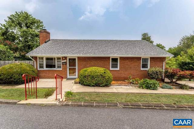 1421 Grace St, CHARLOTTESVILLE, VA 22902 (#620318) :: Debbie Dogrul Associates - Long and Foster Real Estate