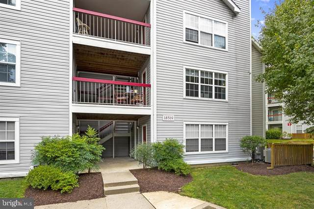 18519 Boysenberry Drive #256, GAITHERSBURG, MD 20879 (#MDMC2007446) :: Better Homes Realty Signature Properties