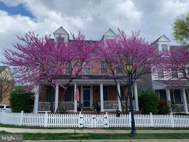 1000 Heritage Fields Avenue, ROCKVILLE, MD 20850 (#MDMC2007452) :: Better Homes Realty Signature Properties
