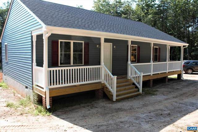 195 Johnson Dr, MINERAL, VA 23117 (#620322) :: Debbie Dogrul Associates - Long and Foster Real Estate