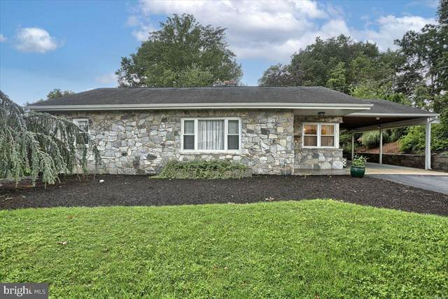 516 Highland Avenue, MIDDLETOWN, PA 17057 (#PADA2001590) :: Better Homes Realty Signature Properties
