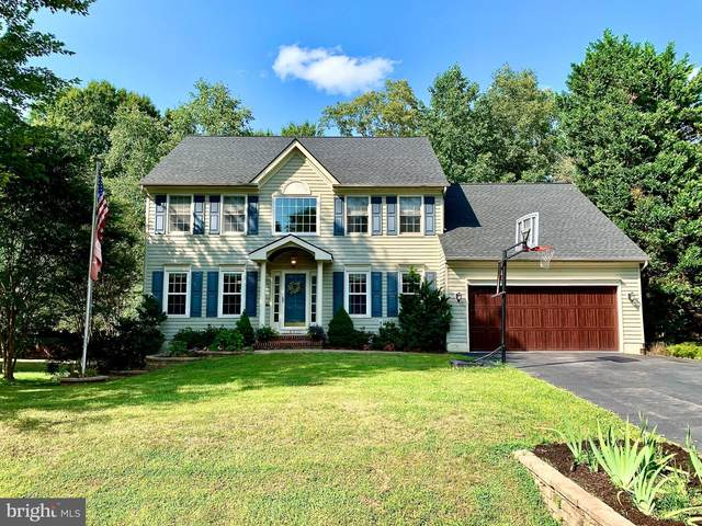 6011 Benevolent Street, FREDERICKSBURG, VA 22407 (#VASP2001332) :: Jim Bass Group of Real Estate Teams, LLC