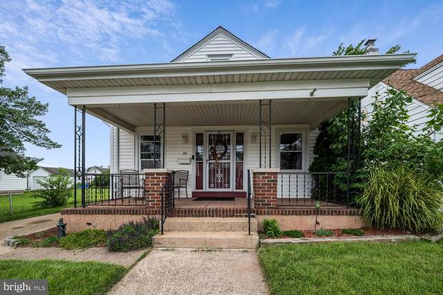 141 Fetter Avenue, TRENTON, NJ 08610 (#NJME2002448) :: Linda Dale Real Estate Experts