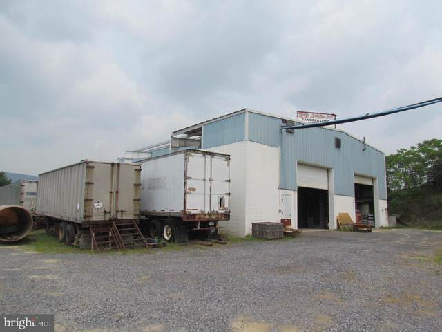 50 Feick Industrial Drive, SHARTLESVILLE, PA 19554 (#PABK2001992) :: The Lutkins Group