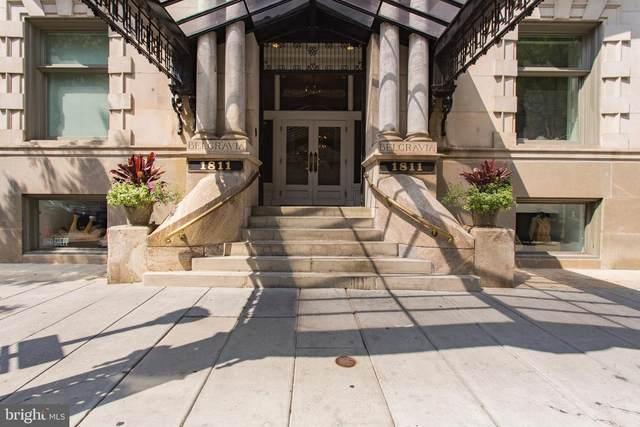 1811 Chestnut Street #504, PHILADELPHIA, PA 19103 (#PAPH2013542) :: The Lux Living Group