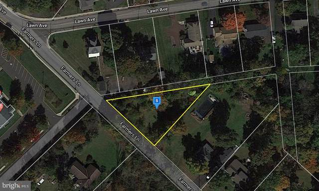 0 Farmers Lane, SELLERSVILLE, PA 18960 (#PABU2003798) :: Better Homes Realty Signature Properties