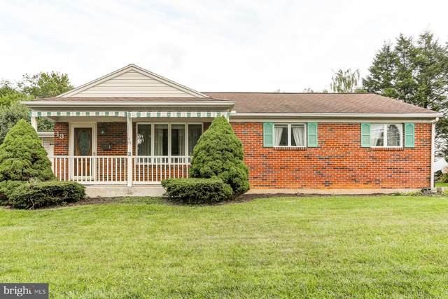 13 Neponsit Lane, CAMP HILL, PA 17011 (#PACB2001582) :: The Craig Hartranft Team, Berkshire Hathaway Homesale Realty