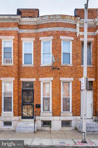 537 Sanford Place, BALTIMORE, MD 21217 (#MDBA2005588) :: The Lutkins Group
