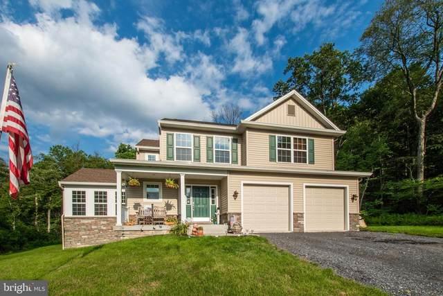 660 Blue Mountain Parkway, HARRISBURG, PA 17112 (#PADA2001596) :: The Craig Hartranft Team, Berkshire Hathaway Homesale Realty