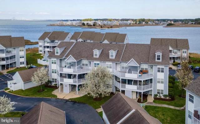 30384 Crowley Drive #607, OCEAN VIEW, DE 19970 (#DESU2002792) :: Atlantic Shores Sotheby's International Realty