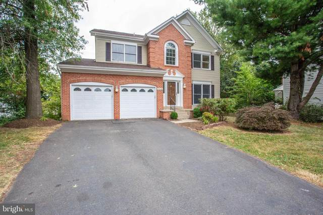 13628 Old Chatwood Place, CHANTILLY, VA 20151 (#VAFX2010382) :: Network Realty Group