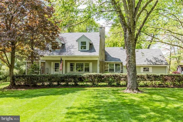 77 Coppermine Road, PRINCETON, NJ 08540 (#NJSO2000234) :: Century 21 Dale Realty Co