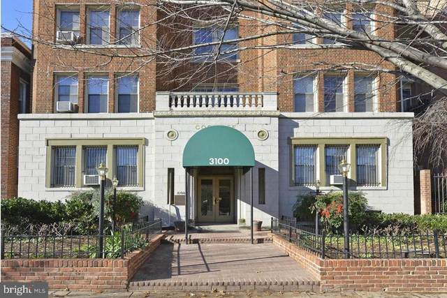 3100 Wisconsin Avenue NW #303, WASHINGTON, DC 20016 (#DCDC2006060) :: The Dailey Group
