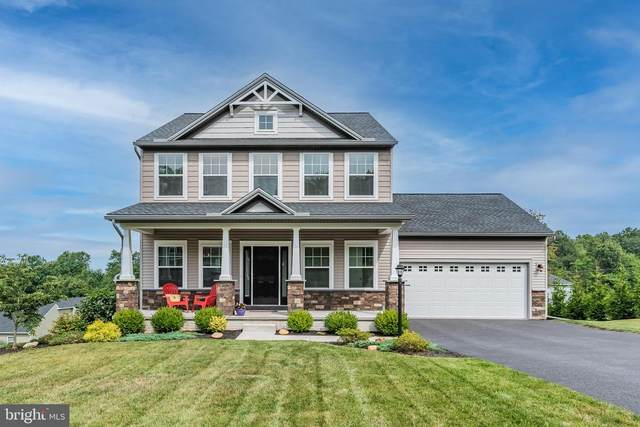 104 Featherdale Circle, FAYETTEVILLE, PA 17222 (#PAFL2001022) :: The Maryland Group of Long & Foster Real Estate
