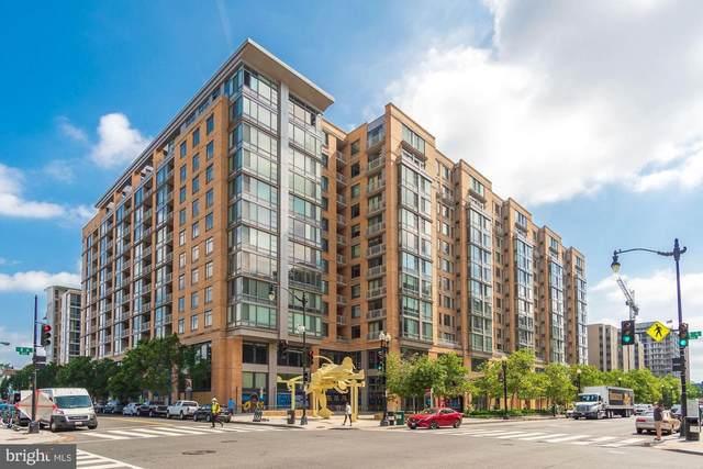 475 K Street NW #504, WASHINGTON, DC 20001 (#DCDC2006078) :: SURE Sales Group